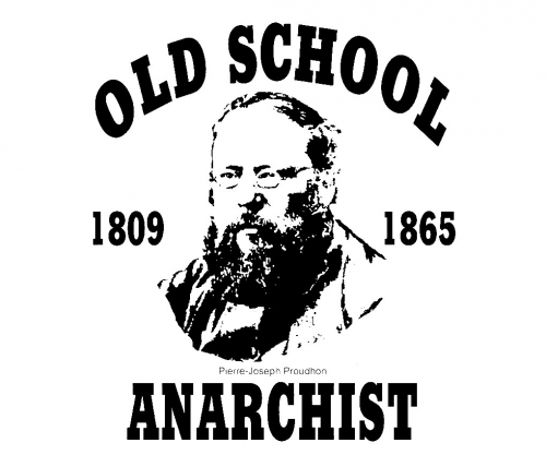 hans cany, proudhon, anarchisme